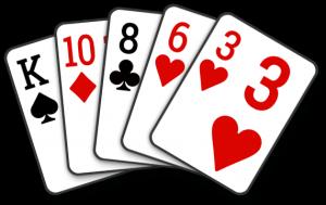 K HIGH CARD