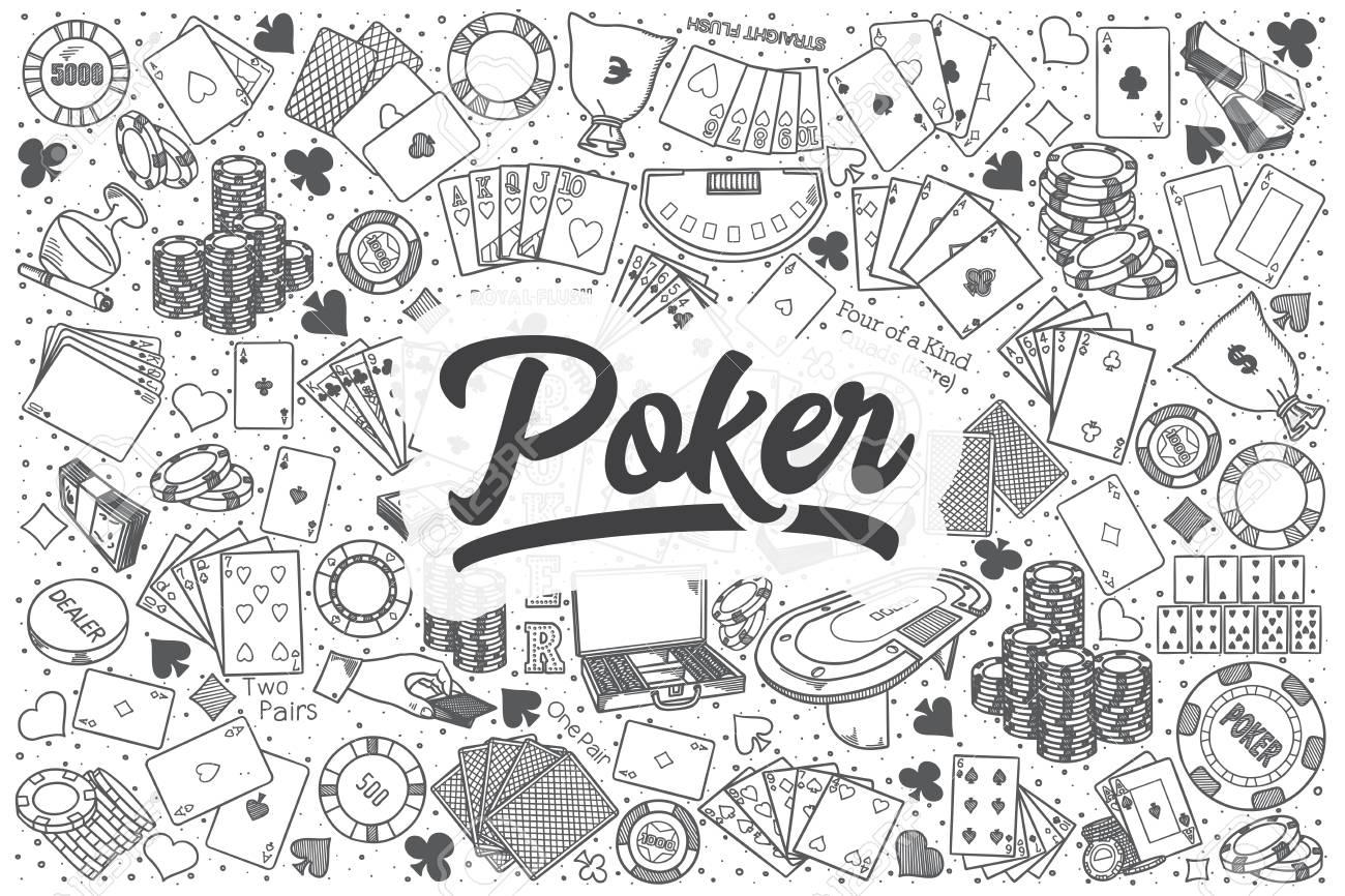 jenis kombinasi poker